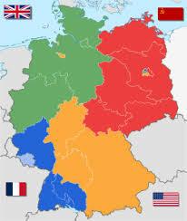 División de Alemania