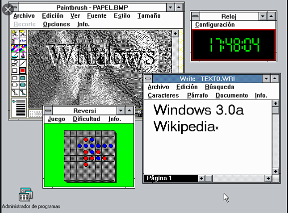 Microsoft 3.0