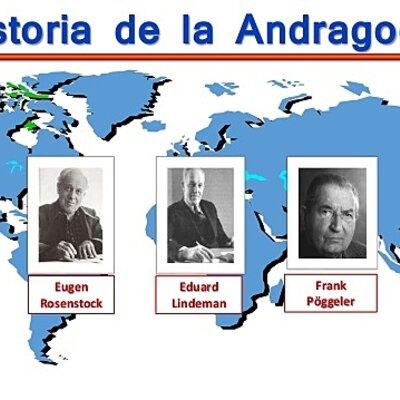 Evolución histórica de la Andragogía en el mundo, America Latina y Honduras. Dalmi Menjivar timeline