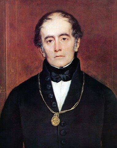 Andrés Bello (1781 - 1865)