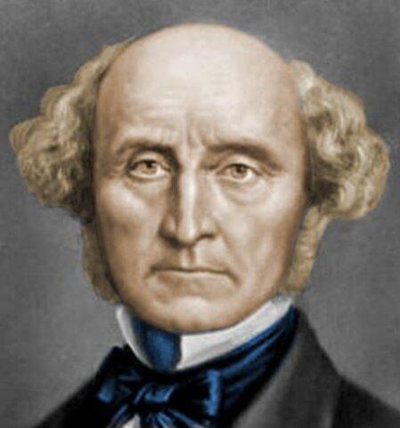 John Stuart Mill (1806 - 1873)