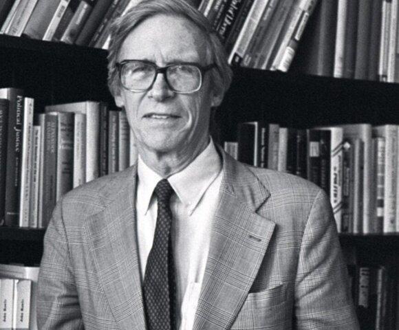 John Rawls (1921 - 2002)