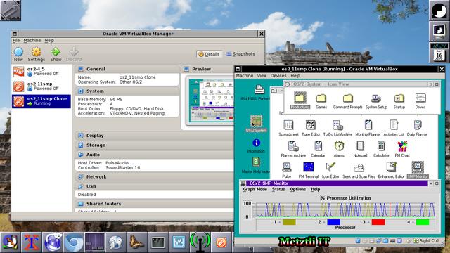 OS/2 2.11 SMP