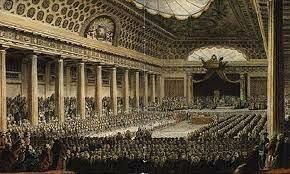 The Estates-General met at Versailles