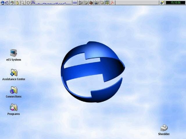 eComStation 1.0