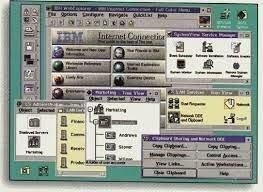 Warp OS / 2