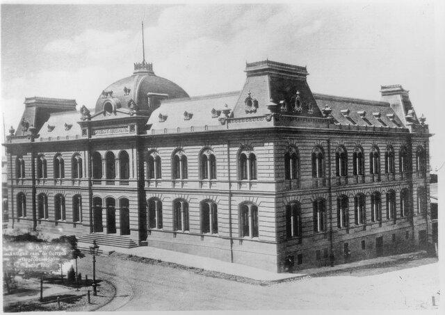 La Dirección General de Correos y Telégrafos