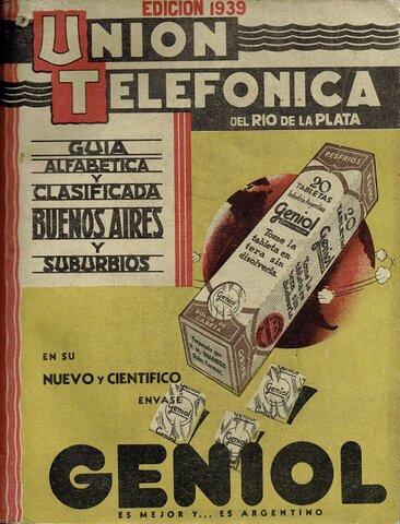 Compañía Unión Telefónica de Río de la Plata