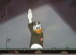 pato Donald nazi