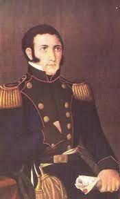 Asunción de Manuel Dorrego