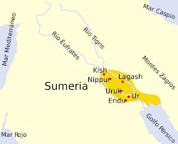 Los sumerios levantaron algunas de las primeras ciudades conocidas de la historia: