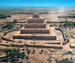 Ciudades Sumerias: El zigurat.