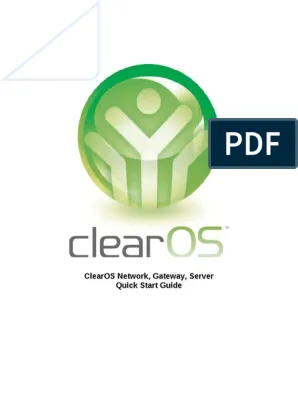 ClearOs 7.8