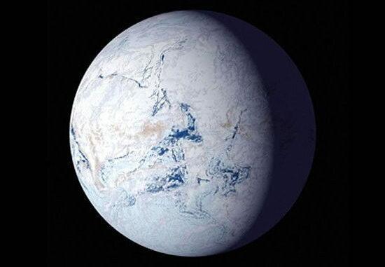 18:00 PM - Gran glaciación