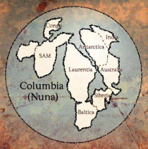 20:00 PM - Primeros ensayos multicelulares y el supercontinente Columbia
