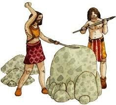 Edad de los Metales ... La Prehistoria se divide en Edad de Piedra y Edad de los Metales