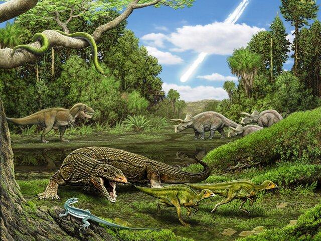 23:00 PM - Extinción del Triásico-Jurásico
