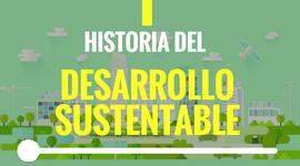 Antecedentes Del Desarrollo Sustentable  timeline