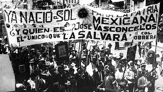 Oposición Vasconcelista