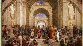Línea del tiempo de los planteamientos de las escuelas filosóficas éticas timeline