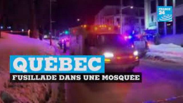 Attentat de la grande mosquée de Québec