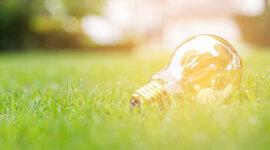 Evolucion de la energia luminica timeline