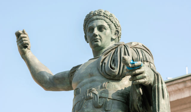 Constantino y el edícto de tolerancia