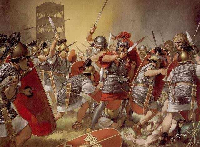 Conquista de Italia
