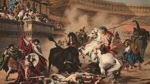 Luchas de Roma
