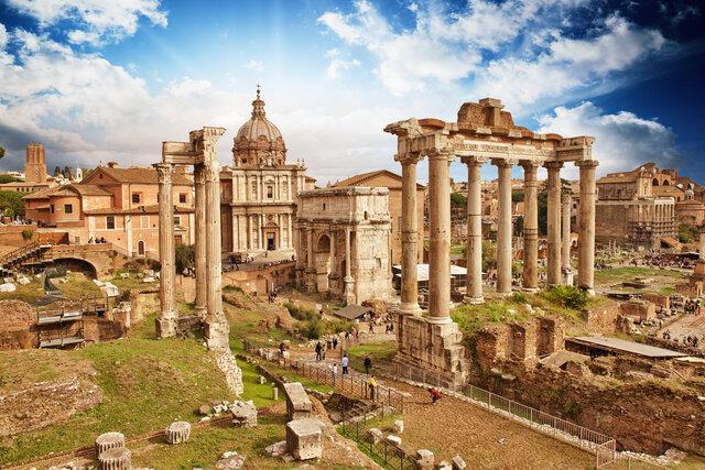 Roma (200 ac. 400 d.c.)