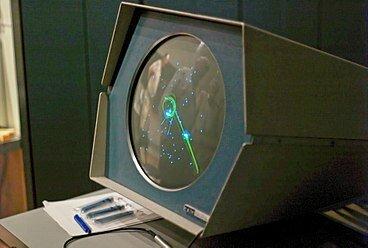 ordenadores de segunda  generacion: SPACEWAR