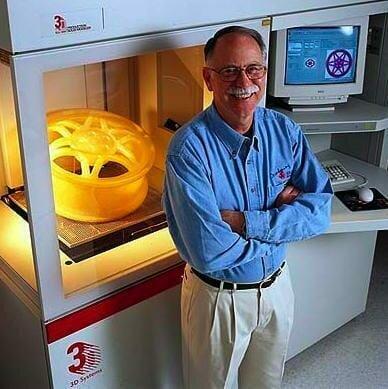 Las impresoras 3D.