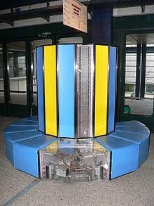 Ordenadores de cuarta generación.(Cray X-MP)