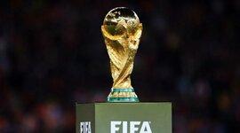 Historia de la copa del Mundo  timeline