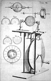 Inicio de la Revolución Electrica