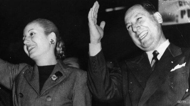Segundo Gobierno de Juan Domingo Perón