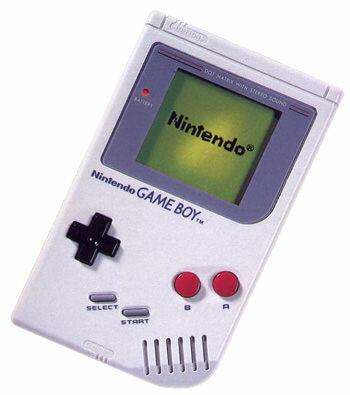 Nintento desarrolla la Game Boy