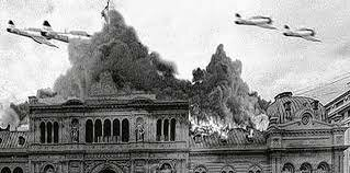 Bombardeo Plaza de Mayo