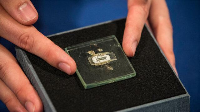 Un circuito integrado o también conocido como chip o microchip-Comenzo da segunda xeneracion