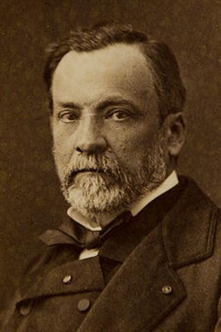 Louis Pasteur kregg toen de Copley Medal