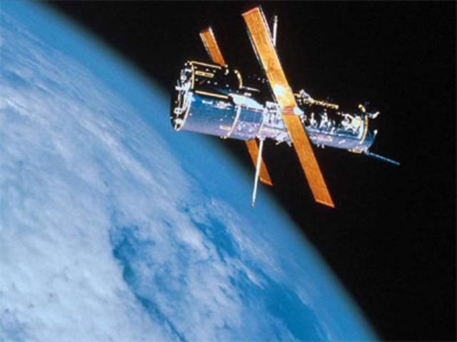Hubble ruimtetelescoop