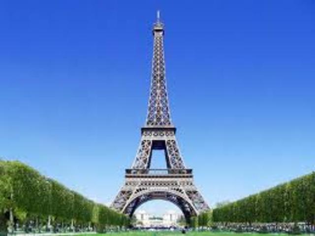 Viagem de Luísa para a França