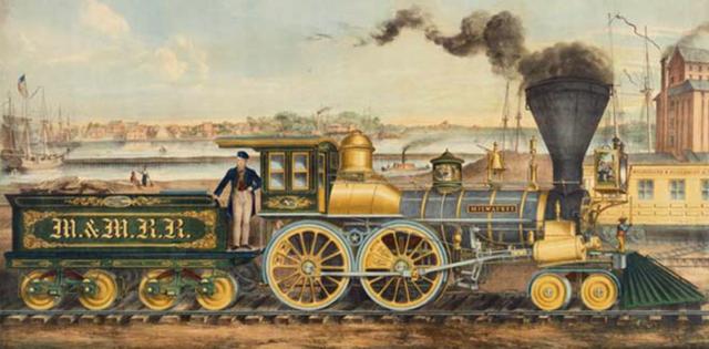 Revolución Industrial (desde la segunda mitad del siglo XVIII y, asimismo, durante el siglo XIX.)