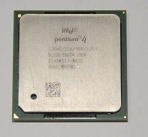 Quinta generación de computadoras: 1993- Nace el Pentium