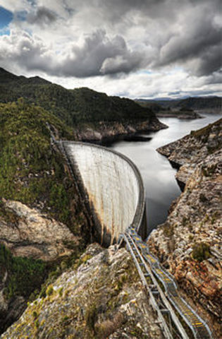 William Armstrong makes first hydroelectric power scheme