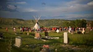 721 graves were discovered at a residential school in Kamloops, British Columbia.