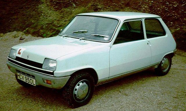 Renault 5 LT