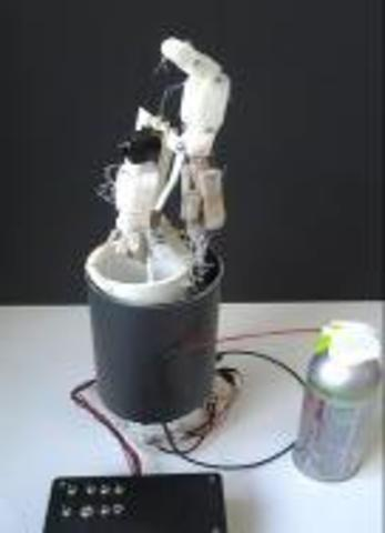 Completion and Testing of the Hand Prototype