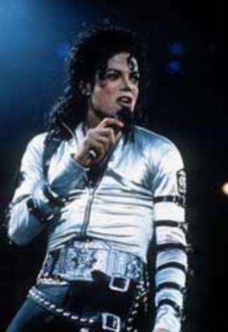 Thriller- Michael Jackson