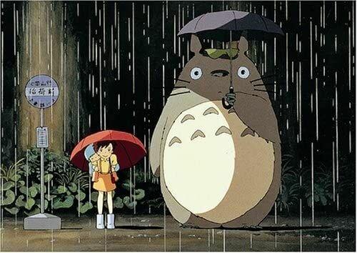 Tonari no Totoro (My Neighbor Totoro)
